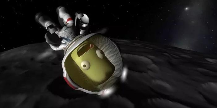"""这款""""屎""""一样的太空游戏,却让数万玩家嗨上天!"""