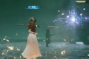 TGS19:FF7重制爱丽丝实机战斗演示 游戏难度可调!