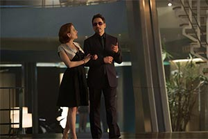 外媒传闻:在《黑寡妇》电影中有可能见到钢铁侠?