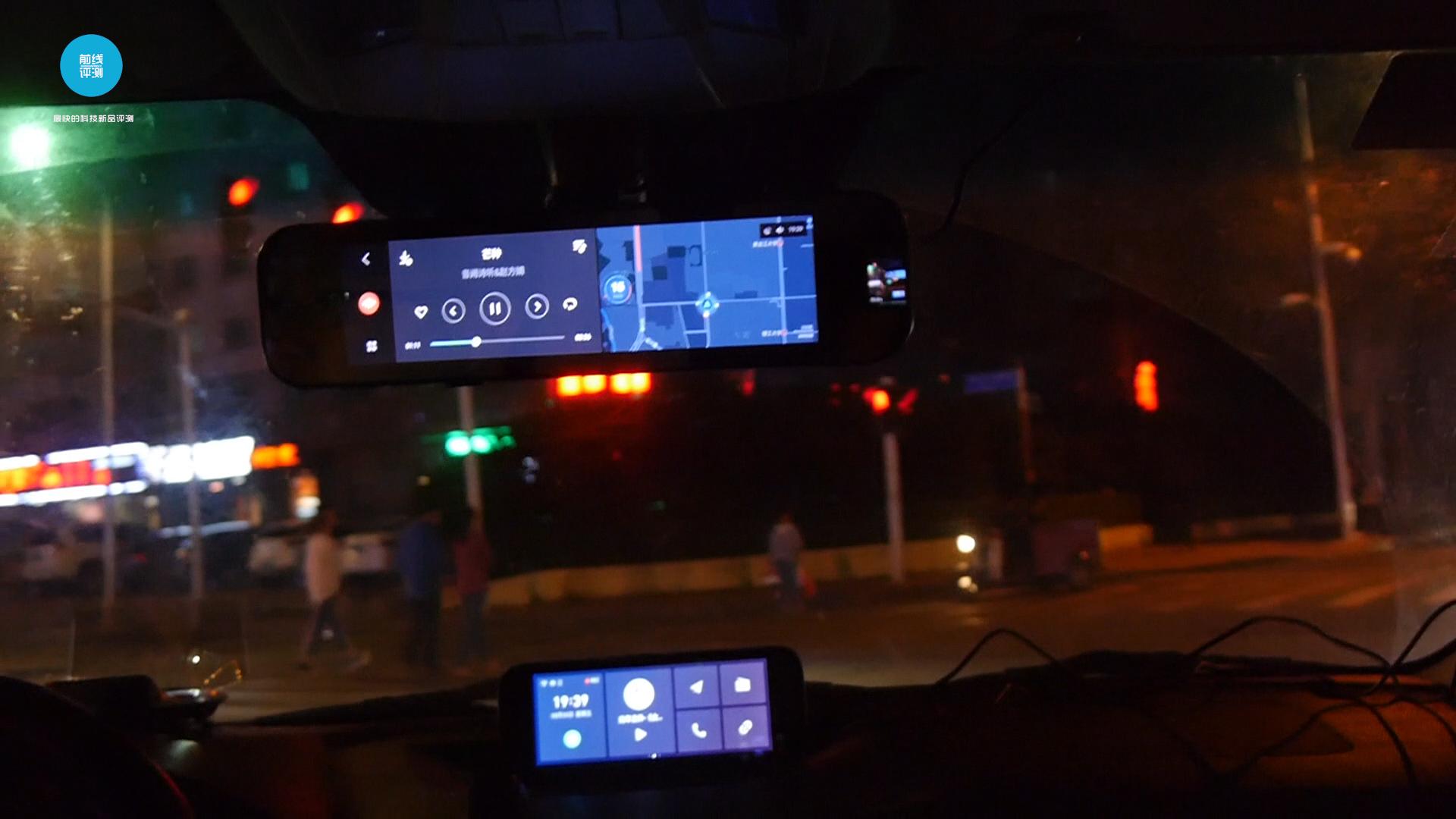 视频|小米最新的两款智能车载行车记录仪导航大PK!