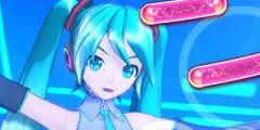《初音未来歌姬计划MEGA39's》NS体感玩法预告放出