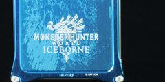 CAPCOM将推出《怪物猎人:世界》主题苹果手机壳!