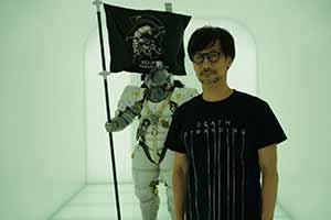 小岛浅谈《死亡搁浅》设计思路 很感谢同事的信任!