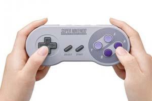 """任天堂复古""""SNES""""无线手柄今天发售!适配Switch"""