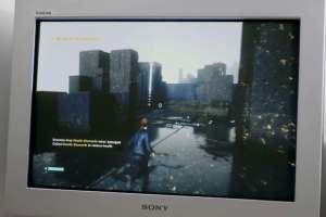 古董CRT顯示屏 游戲效果遠勝LCD屏!fps高延遲低!