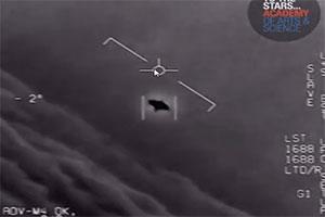 UFO存在获官方证实!美国首次承认流传视频为真实