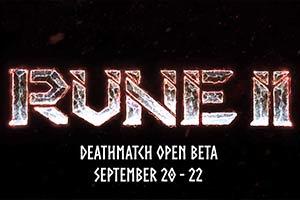 《符文2》测试版宣传片公布 玩家可免费到这里下载