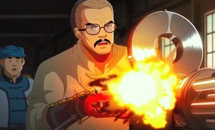 国产动画电影新作《江南》将于9月登陆国内各大院线