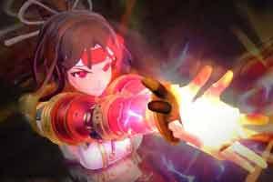 《闪乱神乐》系列开发商动作新作《日之丸子》公布!