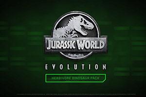 《侏罗纪世界:进化》食草恐龙包公布 另有免费更新