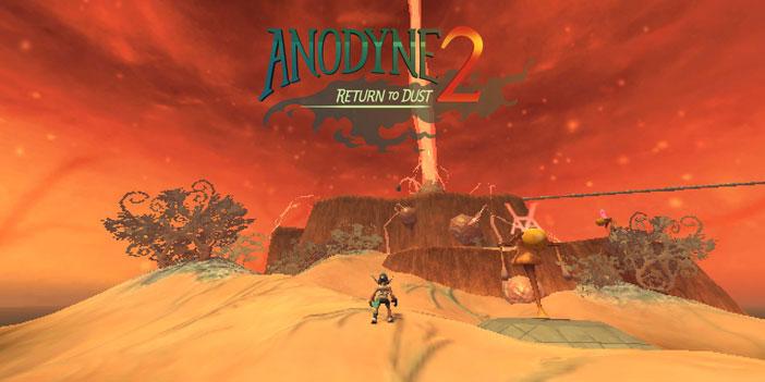 《镇痛2:归于尘土》游戏鉴赏 为了能在未来再次绽放