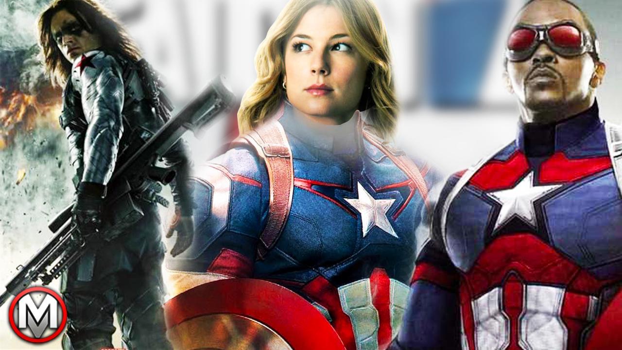 漫威DC大事件 惊奇女士选角开始 猎鹰与冬兵或女美队