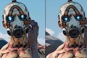 《无主之地3》主机性能测试 普通ps4竟比Xb1X还强!