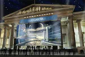 太空国家阿斯伽迪亚新计划:将建造舰队供公民生活
