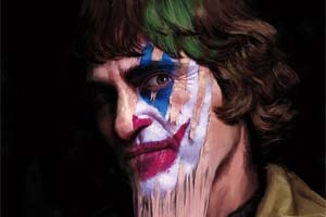 正常的皮囊下的疯狂邪恶!DC《小丑》新海报公开