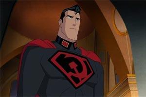 经典DC漫画《超人:红色之子》动画版 首张剧照发布