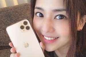 苍老师换新装备 微博晒全新购入iPhone11和Mac Pro