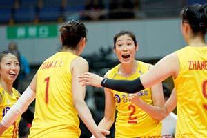 豪取七连胜!中国女排3比0横扫美国队赢得焦点之战!