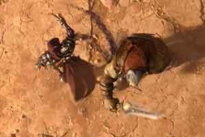 萨鲁法尔VS希尔瓦娜斯《魔兽世界》8.25版CG泄露