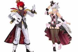 《伊苏9》DLC&最新更新情报 赤之王/白猫DLC服装赏!
