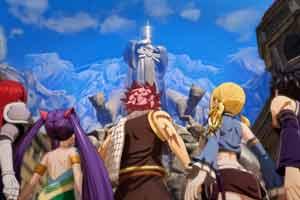 《妖精的尾巴》最新情报公布 主线游玩时长约30小时!