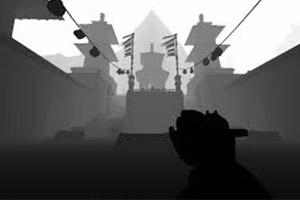 《无主之地3》水墨MOD试玩演示 画风惊艳别具一格!