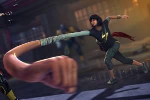 《漫威复仇者联盟》第6位可玩主角公布 身体弹性十足
