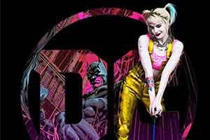 《猛禽小队》新宣传美照 小丑女开心合照DC超级英雄
