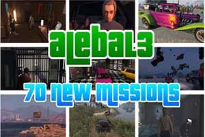 單機玩家的最愛!《GTA5》超強MOD帶來70個新任務
