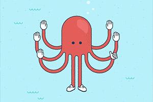 章魚哥真的只有兩只腳!網站嚴選「世界有趣冷知識」