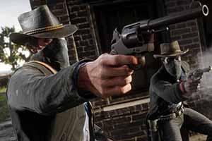 《大鏢客2》PC版首批截圖 畫質全面升級支持HDR!
