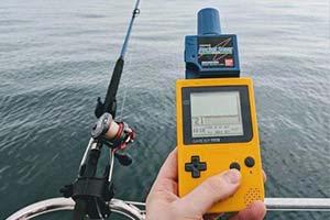 GAME BOY竟是钓鱼利器?细数你没见过的GB周边!