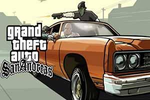 《GTA圣安地列斯》速通纪录视频:25分52秒通关游戏