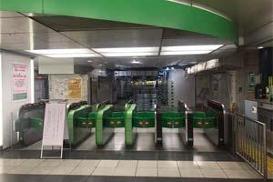 日本最忙的街头 车站台风 海贝思 登陆那天什么样?