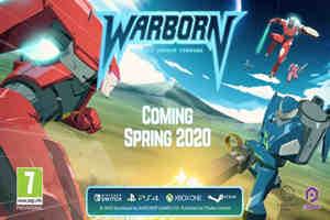 欧美风机战《Warborn》发售日期跳票至2020年春!