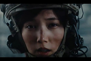 本田翼倾情出演!《使命召唤16》真人电视广告超梦幻