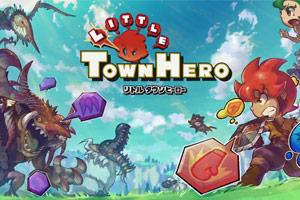 角色扮演类型冒险解密小游戏《小镇英雄》专题站上线