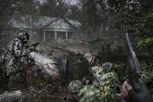 恐怖生存游戏《切尔诺贝利人》RTX 2080Ti评测视频
