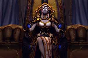 《魔兽世界》8.3亡灵新首领诞生 公主重回洛丹伦