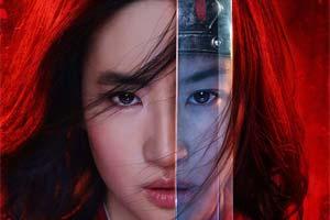 网传迪士尼真人电影《花木兰》将进行大规模补拍!