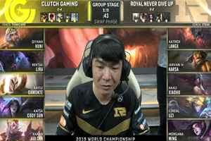 S9:RNGvsCG RNG灵性偷大龙逆风翻盘CG拿下首胜