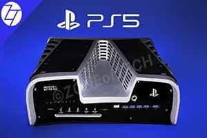 這道深溝讓人欲罷不能!PS5原型機1型照片曝光