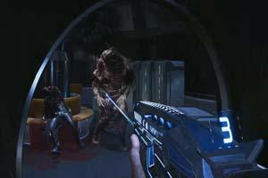 第一人称科幻恐怖游戏《开普勒阴影》推试玩Demo