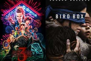 剧荒?不存在的 网飞Netflix公布十大热门电影和剧集