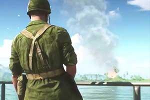 《战地5》太平洋战场先导预告 正式版即将公布!