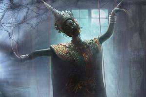 第一人称恐怖类冒险解谜游戏《甜蜜之家2》专题站上线