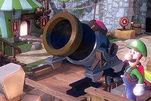玩法及场景细节! 《路易鬼屋3》公开新演示视频!