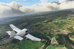 《微軟飛行模擬》無光追新截圖 未來或追加VR支持