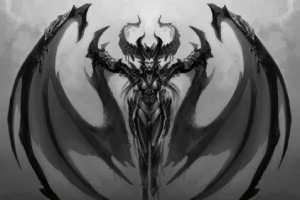 《暗黑破壞神4》反派角色概念圖泄露 全新形象登場!