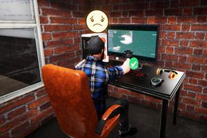 网吧业务模拟经营游戏《网咖模拟器》游侠专题站上线